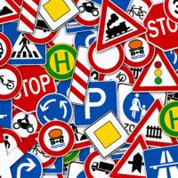 Panneaux de circulation routière - cours pour passer le permis de conduire - Auto-Moto École des Ormeaux, Petit-Lancy, Genève