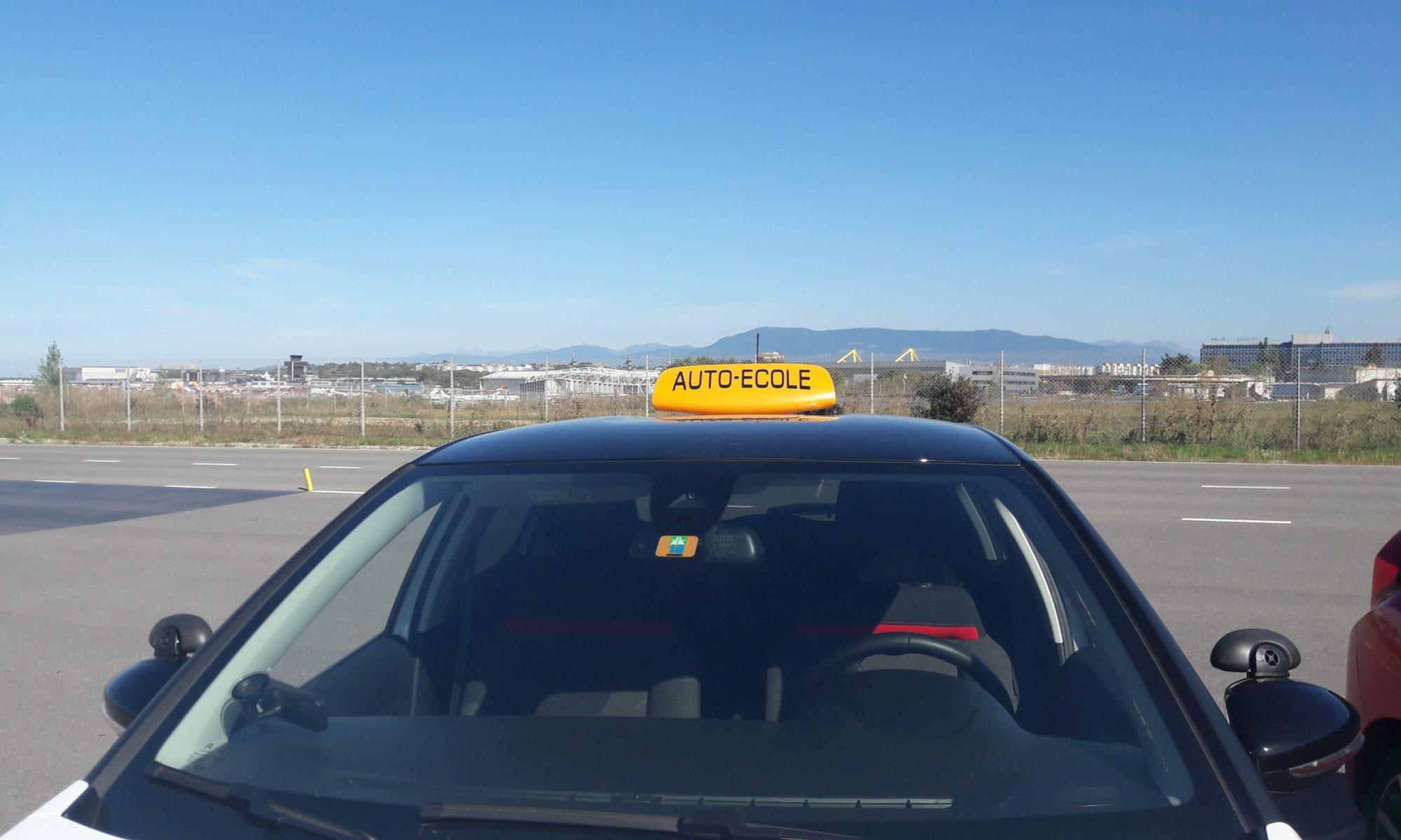 Citroën C3 - Auto-Moto École des Ormeaux, Petit-Lancy, Genève